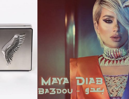 Maya Diab x Wings Metal